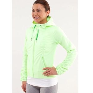 Lululemon Street To Studio Jacket *swift Faded Zap